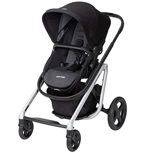 Maxi-Cosi Lila Modular All-in-One Stroller, Nomad Black, One Size (CV324ETK)