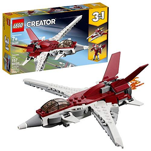 LEGO 乐高 Creator创意百变系列31086 未来主义飞行器