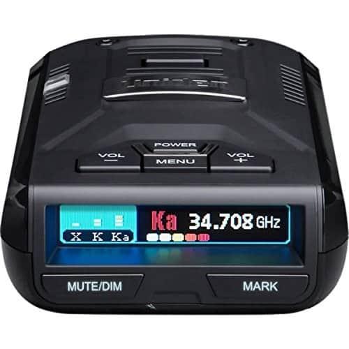 Uniden R3 Extreme Long Range Laser Radar Detector w/ GPS & Voice Alert