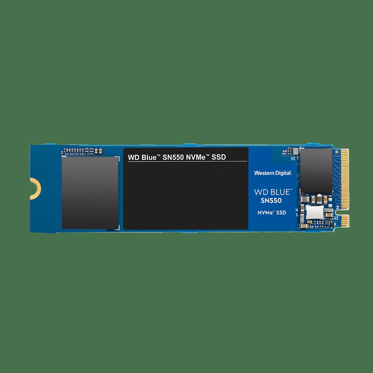New Customers: 1TB WD Blue SN550 NVMe 3D NAND M.2 2280 SSD + 32GB Flash Drive