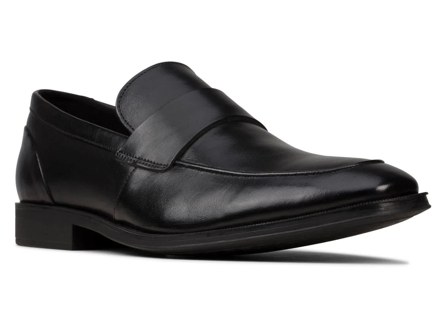 Clarks Men's Gilman Free Leather Dress Shoes