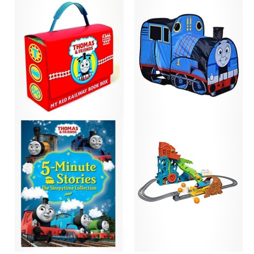 Save up to 45% on select Thomas & Friends favorites