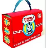 仅限今日!Thomas and Friends托马斯系列幼儿硬纸板书,4本装
