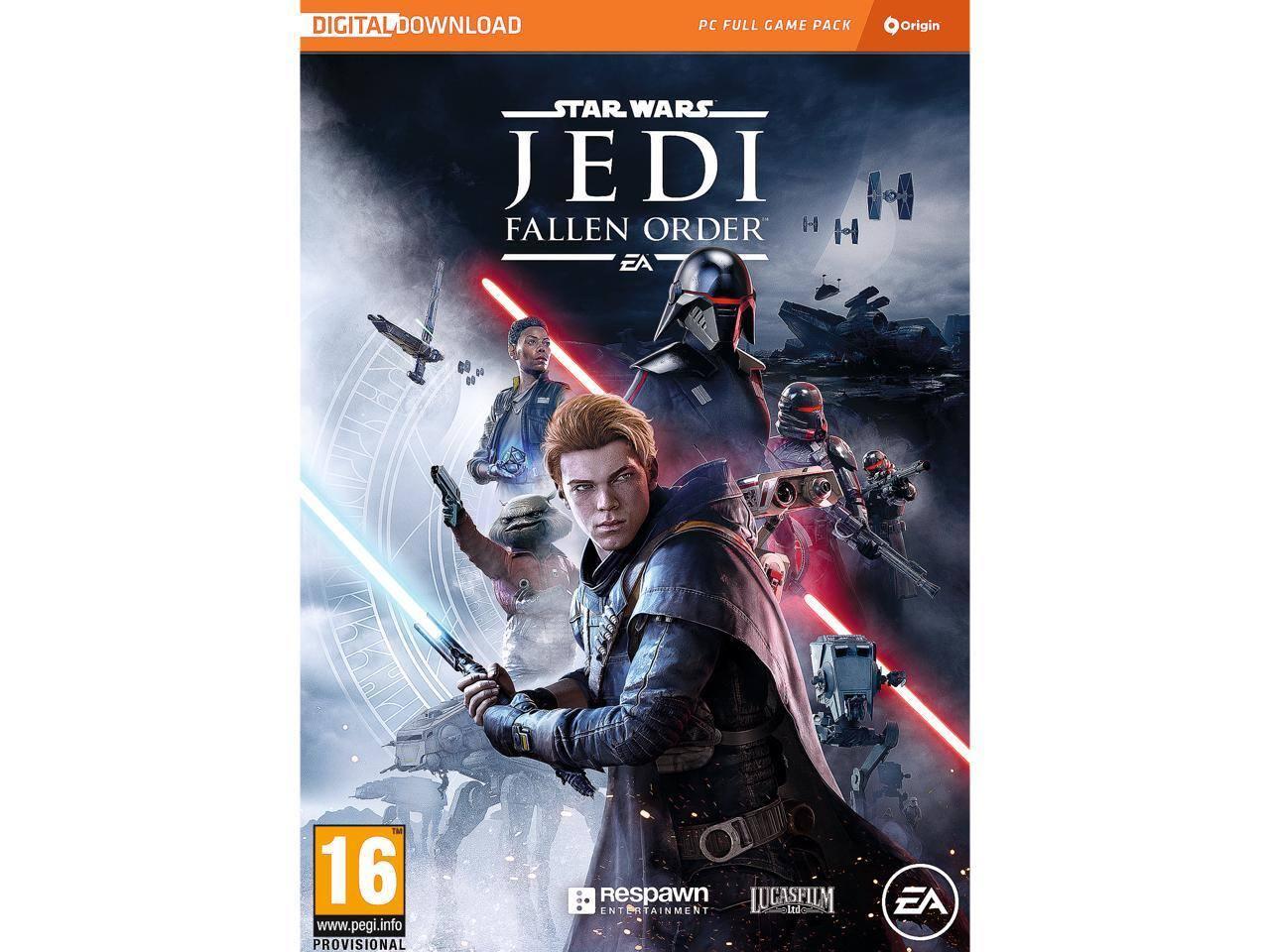 EA PC Digital Games: A Way Out $13.50, Star Wars Jedi: Fallen Order