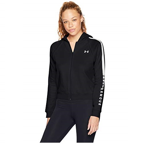 Under Armour womens Under Armour Women's Rival Fleece Full Zip Hoodie