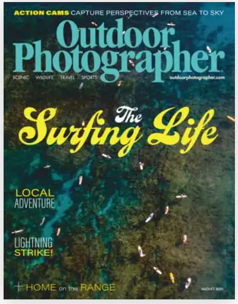 Magazines: Ranger Rick $14.75/yr, Food Network $7.25/yr, Outdoor Photographer
