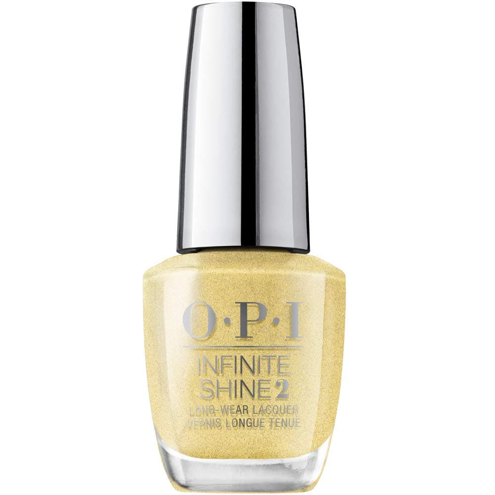 OPI Infinite Shine Nail Polish Lacquer (Gold)