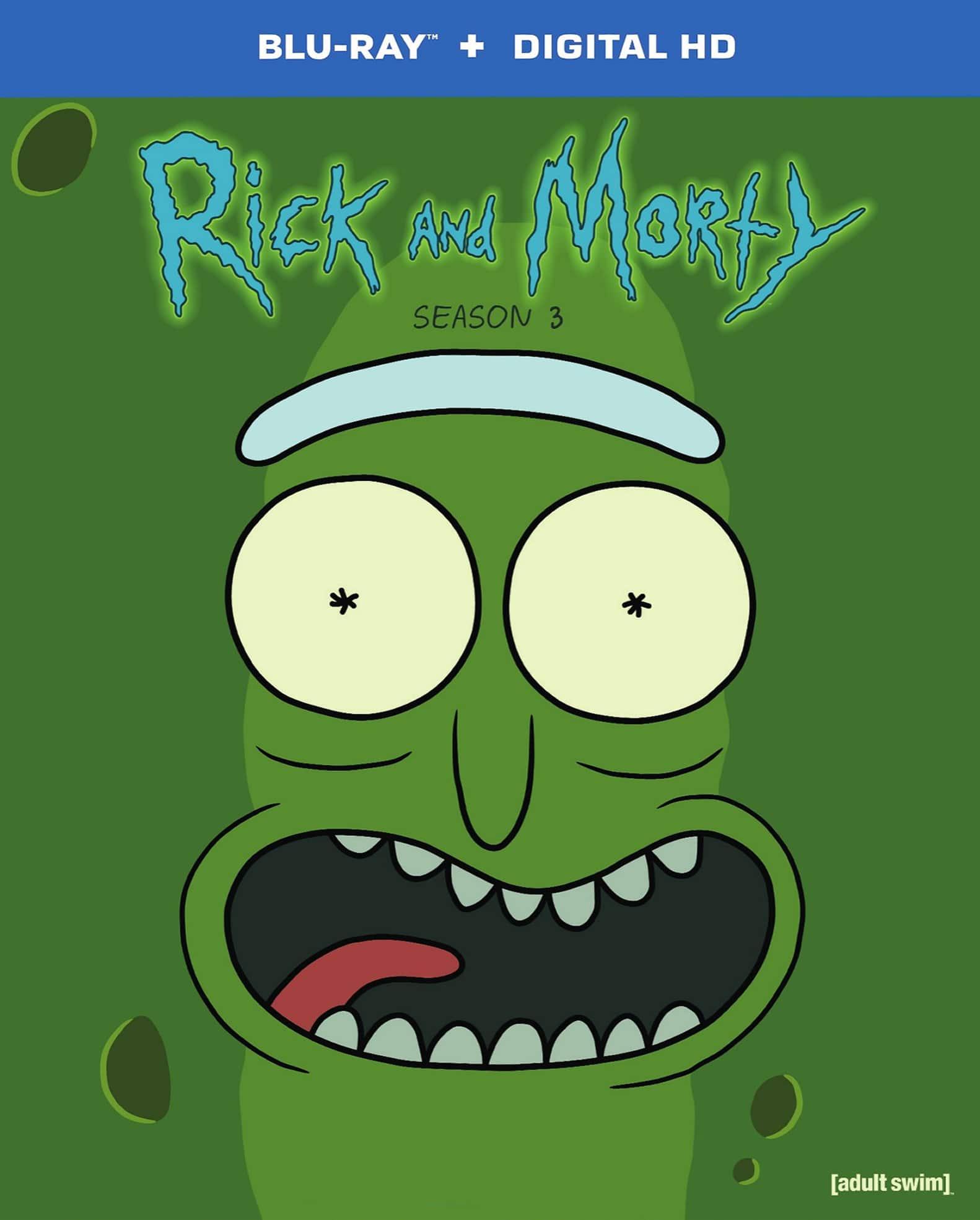 Select TV Show Seasons (Blu-ray): Rick & Morty: Season 2 or 3, Westworld: Season 2