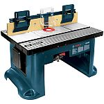 Bosch 15-Amps Adjustable MDF Router Table