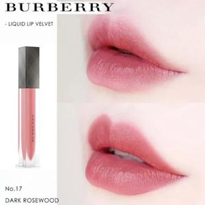 Burberry 春夏系列唇釉 Dark Rosewood色