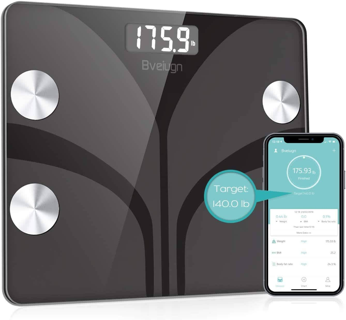 Posture+ Body Fat Scale