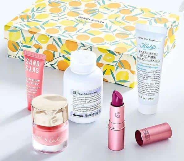 Birchbox Beauty Subscription