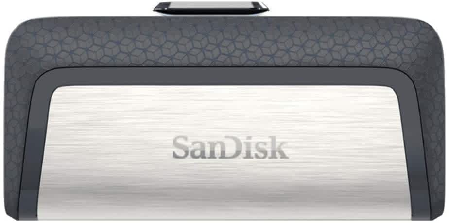 SanDisk 128GB USB Type-C / 3.1 Flash Drive