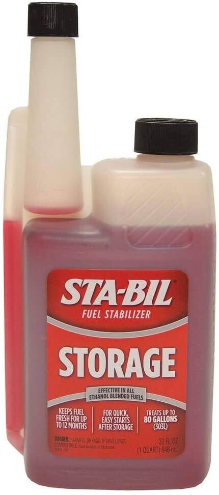 32oz STA-BIL Storage Fuel Stabilizer
