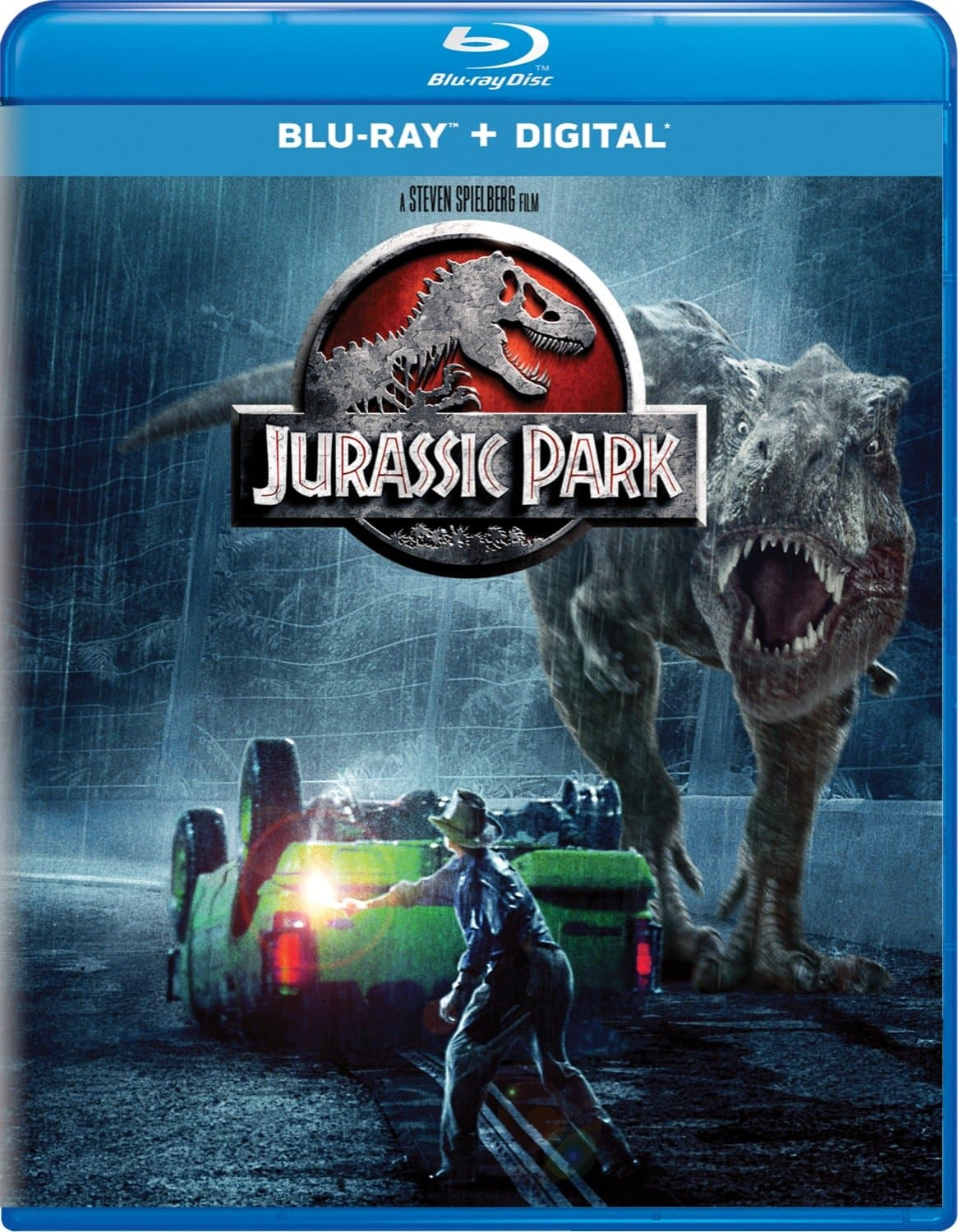 Jurassic Park (Blu-ray + Digital)