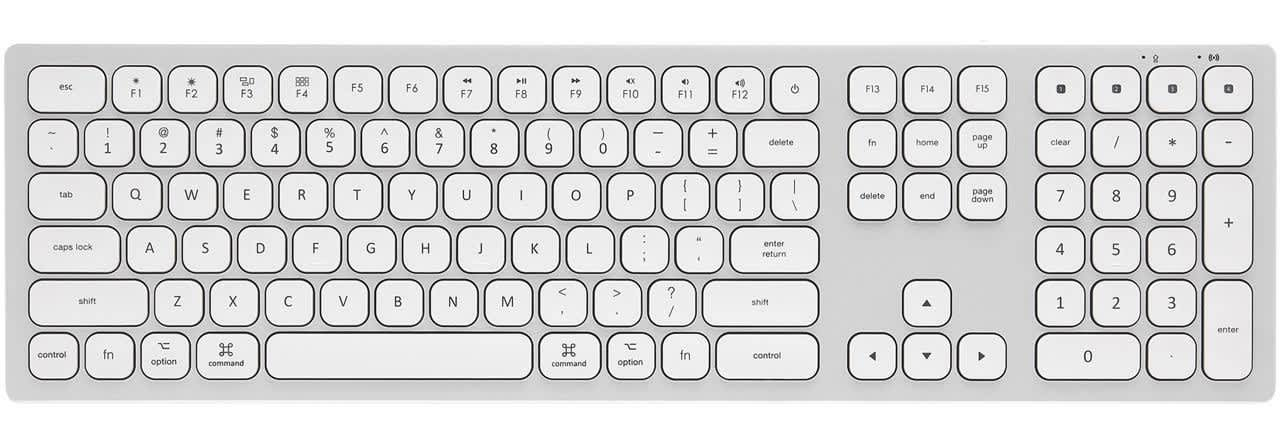 Rosewill K10 S Bluetooth Wireless Keyboard