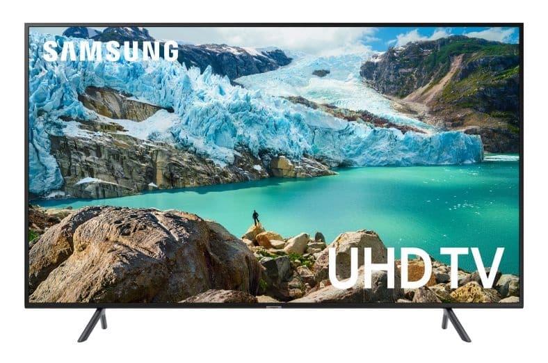"58"" Samsung UN58RU7100 4K UHD HDR Smart HDTV (2019 Model)"