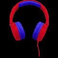 JBL JR300 Volume-Limited Kids On-Ear Headphones (Red or Blue)