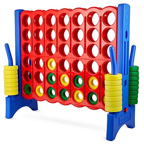金盒特价!史低价!巨型4子棋玩具