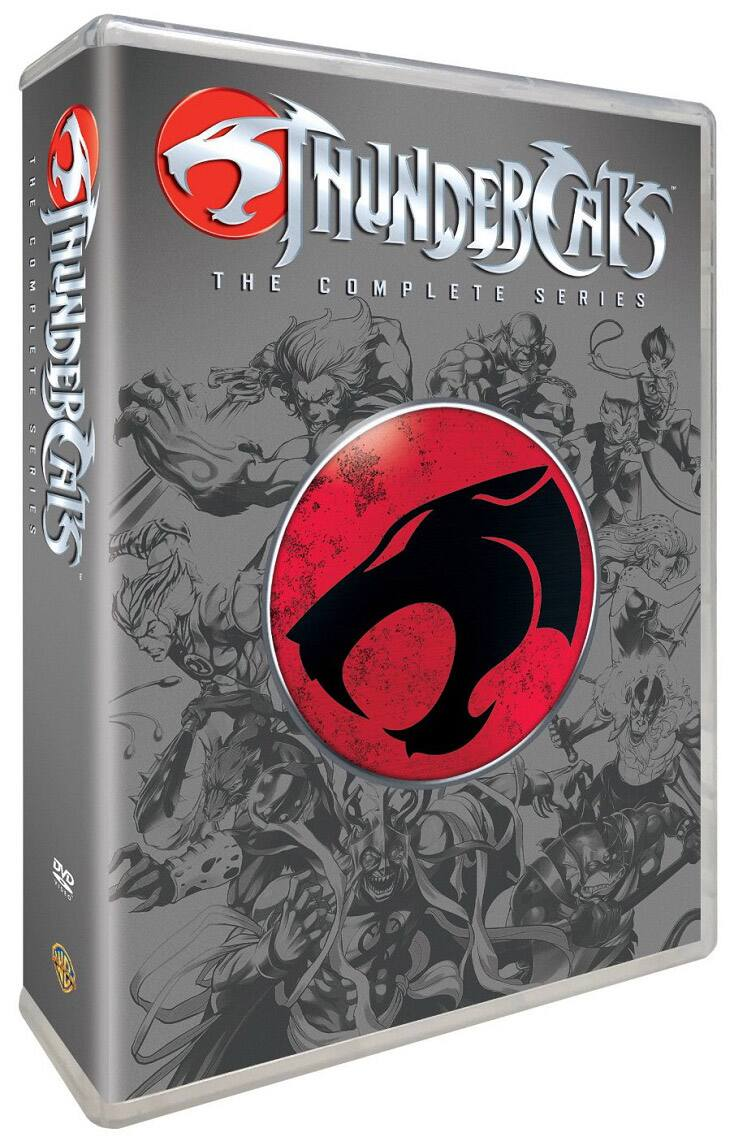 ThunderCats: The Complete Original 1985 Series (DVD)