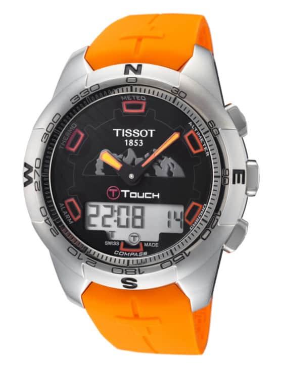 Tissot Men's T-Touch Watch