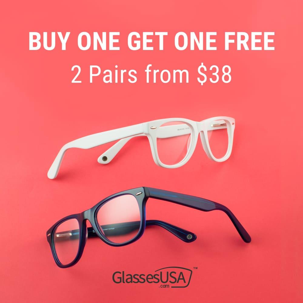 GlassesUSA Sale