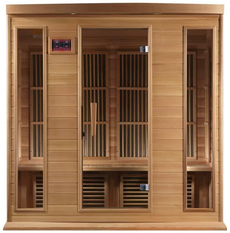 Dynamic Infrared Maxxus Series 4-Person FAR Infrared Sauna