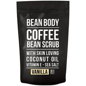 范冰冰同款!BEAN BODY 咖啡身体磨砂膏 香草味 220g