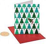 20-Count Papyrus Holiday Cards Boxed