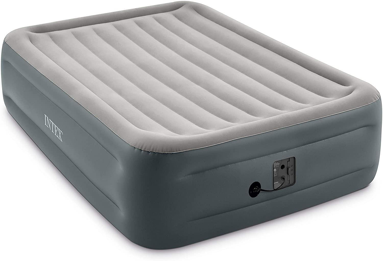 "Intex 18"" High Dura-Beam Essential Rest Airbed (Queen)"
