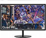 "AOC Q32V3 32"" 2K QHD Monitor"