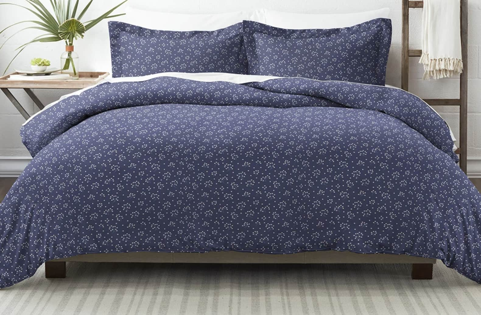 Linen's & Hutch Patterned Duvet Cover Sets