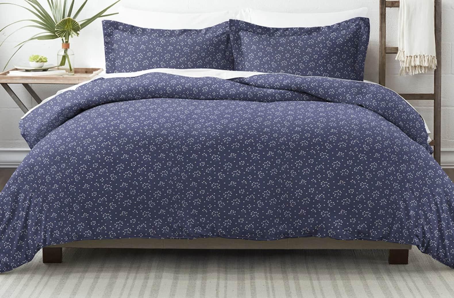 Linen's & Hutch Patterned Duvet Cover Sets
