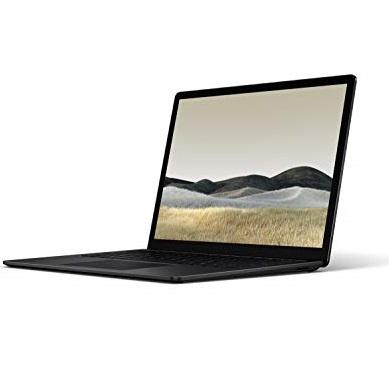 史低价!Microsoft Surface Laptop 3 触屏超极本电脑, 13.5吋,  i7-1065G7/16GB/256GB