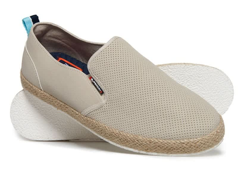 Superdry Men's Hybrid Slip On Espadrilles