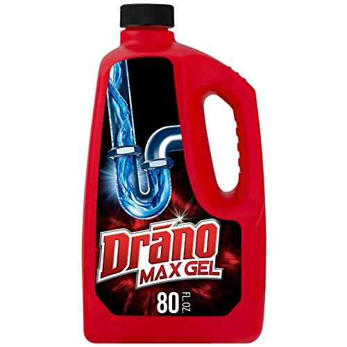 Drano 下水道 管道疏通液胶 ,80 oz