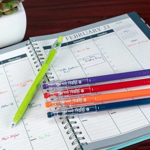 金盒特价!PILOT 百乐多款中性笔、彩笔促销,低至4.4折!