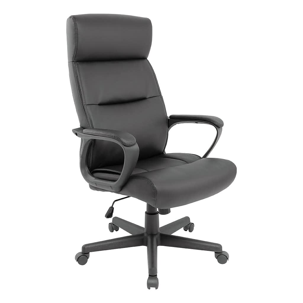 Staples Rutherford Luxura Manager Chair