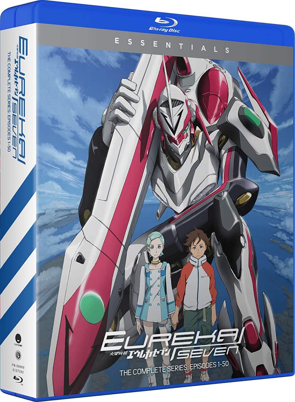 Eureka Seven: The Complete Series (Anime) (Blu-ray + Digital)