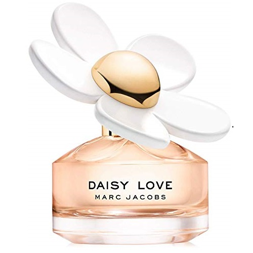 MARC JACOBS Daisy Love Perfume, 3.4 Fl Oz Eau de Toilette Spray.