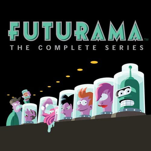 Futurama: The Complete Series (Digital HD TV Show)