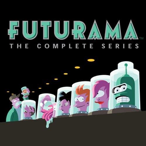 Futurama: The Complete Series (Digital HD TV Show)