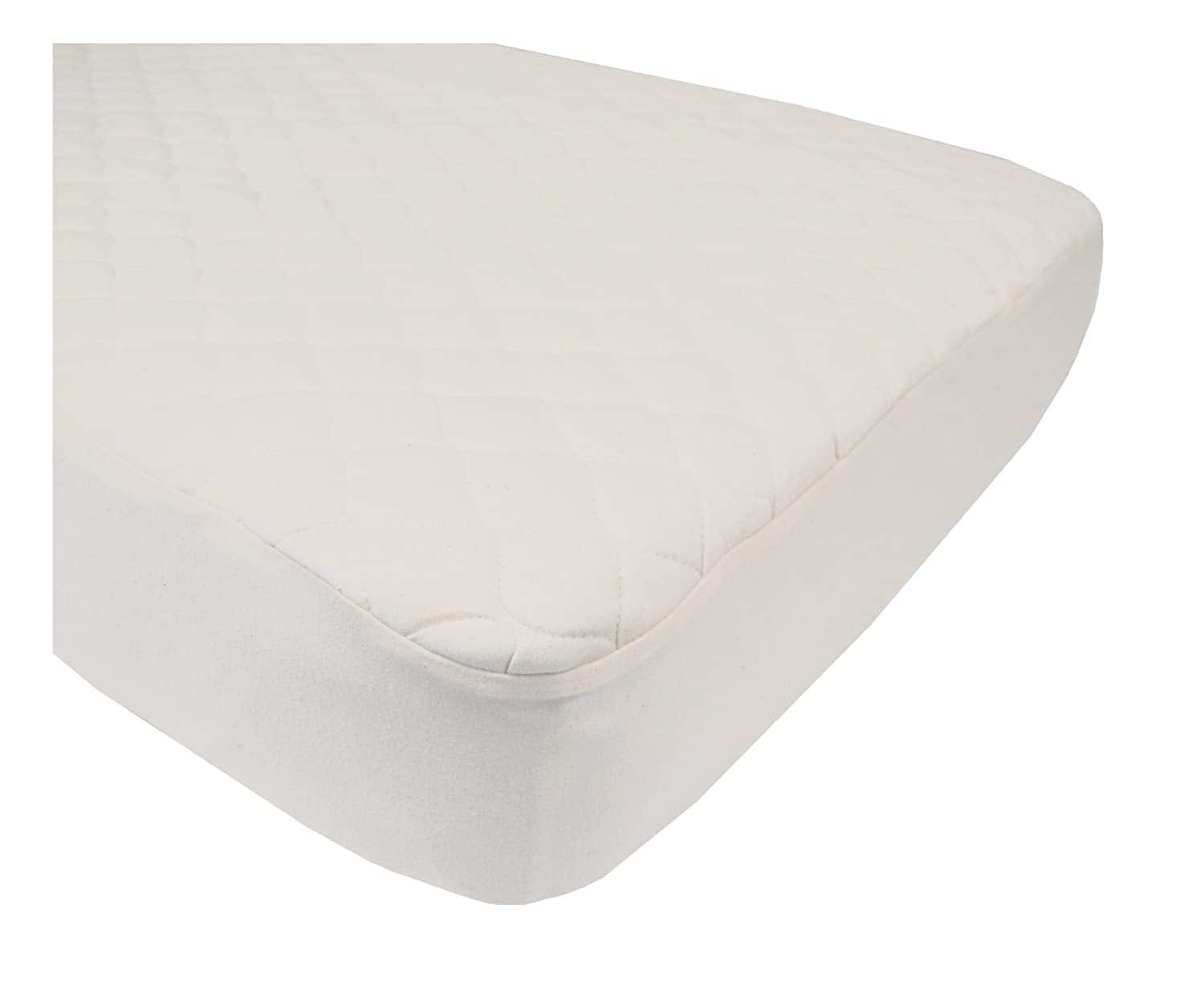American Baby Company Waterproof Fitted Crib Protective Mattress Pad Cover
