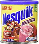 14.1-oz Nesquick Strawberry Flavored Powder
