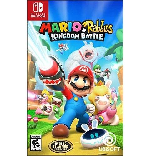 Mario + Rabbids马里奥疯兔 标准版,Nintendo Switch 款