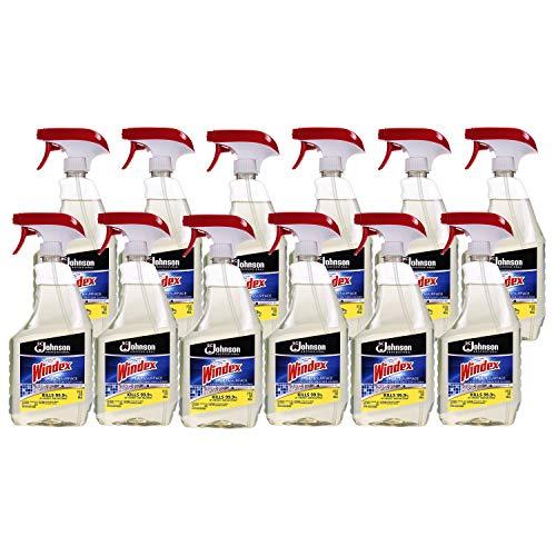 WINDEX 消毒杀菌杀菌喷雾,32 oz/瓶,共12瓶