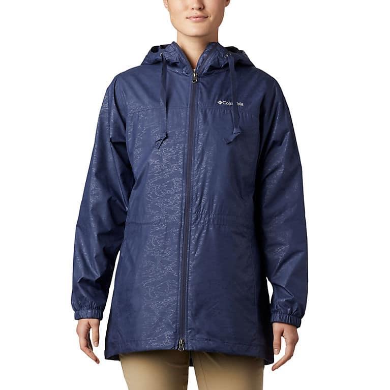 Columbia: Men's Summer Chill Jacket $26, Women's Auroras Wake III Mid Jacket