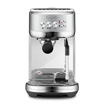 Breville铂富  BES500BSS Bambino Plus 意式浓缩咖啡机
