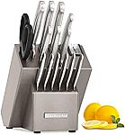 KitchenAid Architect Series 16-Pc. Stainless Steel Cutlery Set