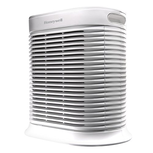 Honeywell True Hepa Allergen Air Purifier, Extra-Large Room, White, HPA304